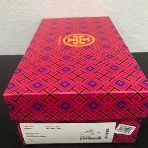 Authentic Tory Burch Empty Shoe Box